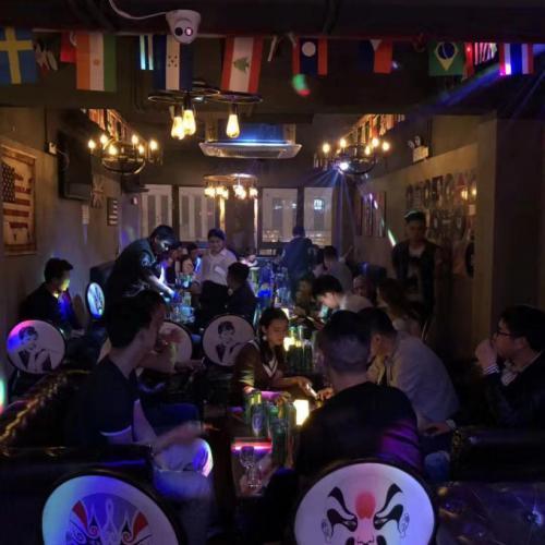 花果园中央商务区酒吧转让