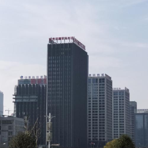 高新区麒龙商务港写字楼房东直租