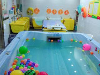 新南湖29街商业街婴儿游泳馆急转