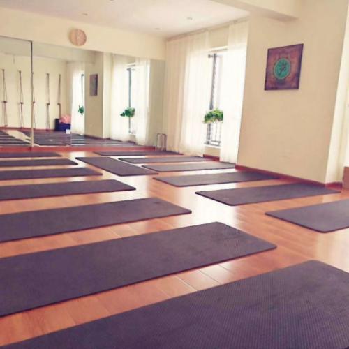 金阳会展东路220平米瑜伽馆转让