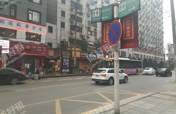 芙蓉广场建湘路48平米服装店转让