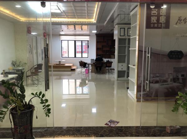 保利建材城139平米家具建材店急转 电梯旁精装修