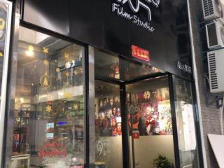 江汉区万科金色家园130平门面出租,行业不限