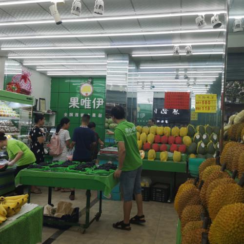 武广万松园万松园雪松路60平米生鲜超市转让