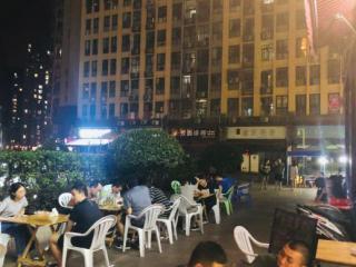 二仙桥东华三路15平米酒楼餐饮转让