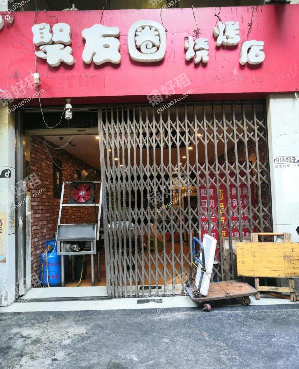 小十字珠泗巷84平米酒楼餐饮出租