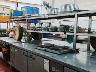每日配送500单政府定点团餐中央厨房配送点转让