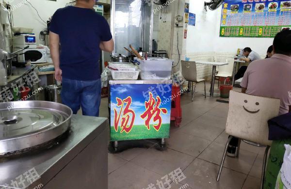凌塘新村大街南巷70平米小吃快餐店转让