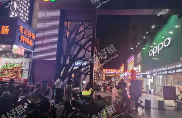 旧区秀全大道17.5平米小吃快餐店转让