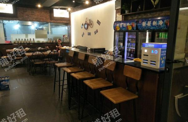 机场路棠下南街163平米中餐馆出租