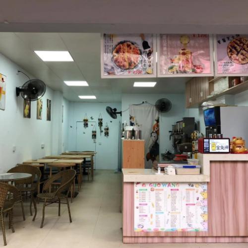 大沙田40平米小吃奶茶店低价急转