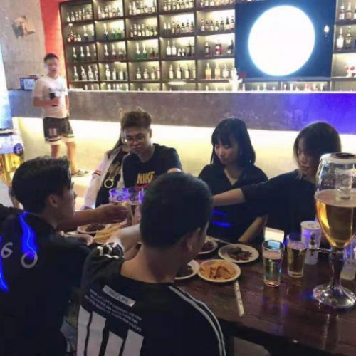 市中心新朝阳商业广场酒吧招合作或转让 可24小时经营 白天可分租做其他