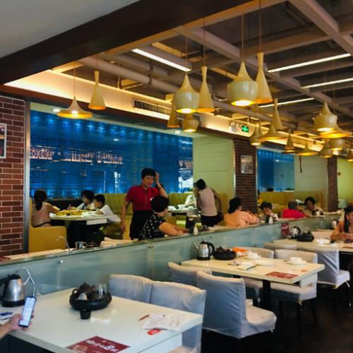 海珠早茶餐厅直租 接手可经营