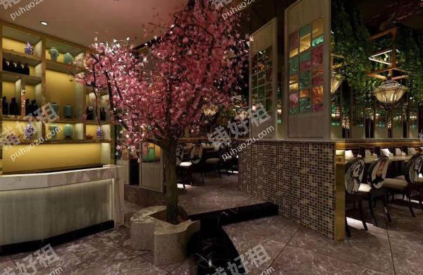 世纪金源购物中心北京西路480平米酒楼餐饮转让