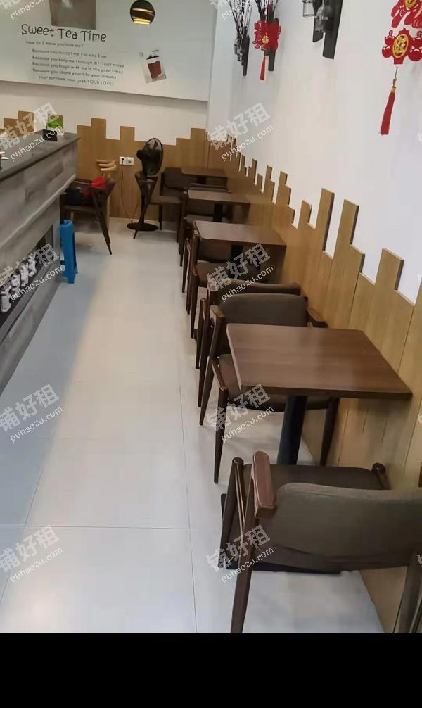 未来方舟尚礼西路35平米酒楼餐饮转让