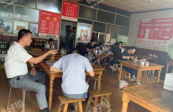 韩森寨幸福南路66平米小吃快餐店转让