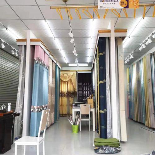 安吉大道3地铁口附近布艺窗帘店转让 不限行业