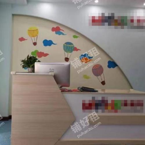 幼儿园对面门面谈转让行业不限