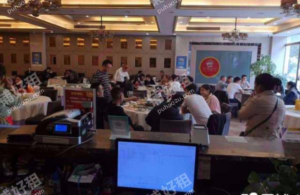 380平米酒楼餐饮出租
