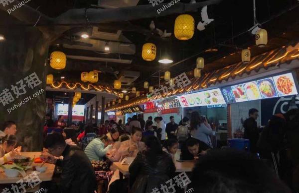 三峡广场小新街18平米酒楼餐饮出租
