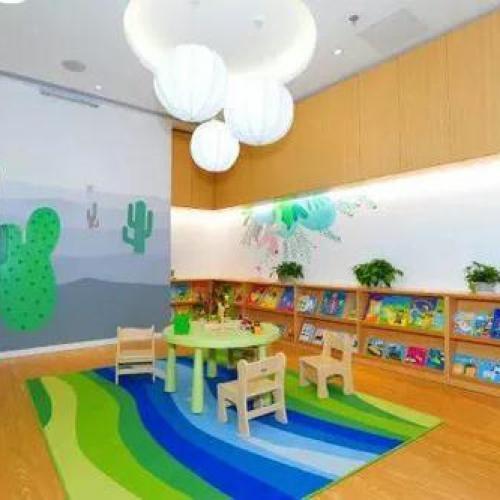 汉阳区1100平米早教中心转让