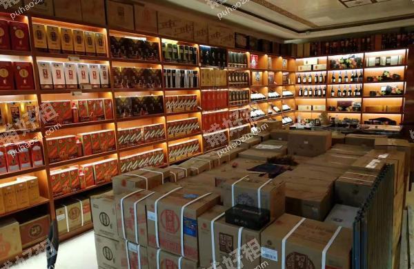青龙云站路80平米烟酒茶叶店转让