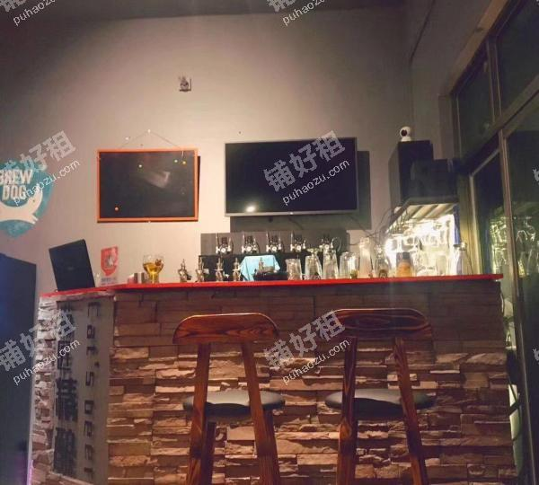 X307(广新路)80平米酒吧转让