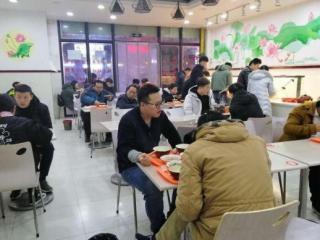光谷临街火爆盈利快餐店转让