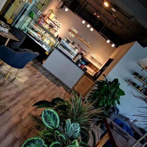 花果园咖啡甜品烘焙店转让