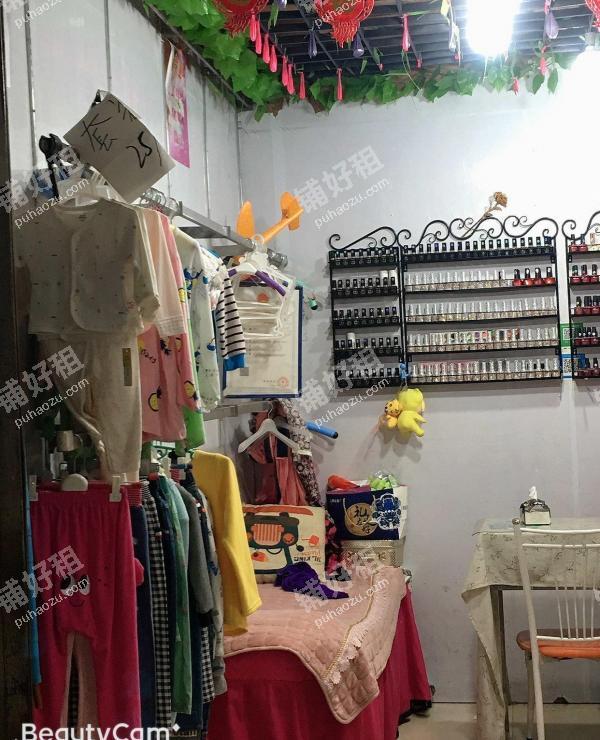 杨公桥壮志路7平米服饰鞋包出租