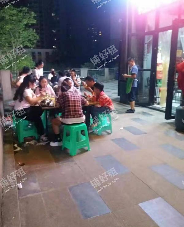 华岩新城玉清寺街65平米酒楼餐饮出租