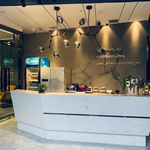 武昌区汉街总部国际D座写字楼配套咖啡店