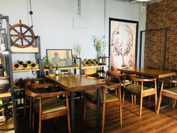 花果园中央商务区150平米咖啡厅转让