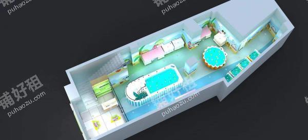艳山红300平米浴池浴场转让