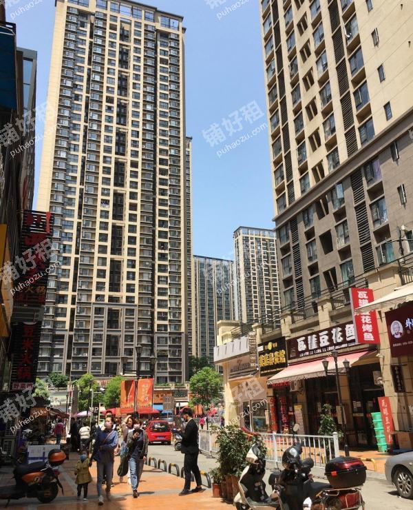 长江路珠江路17平米服装店转让