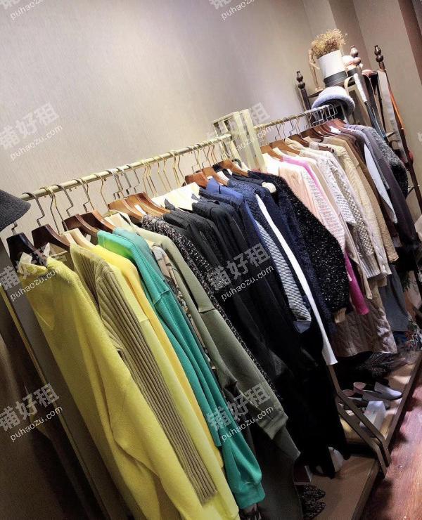 文艺路二环路沿线商业经济带长安北路38平米服装店转让
