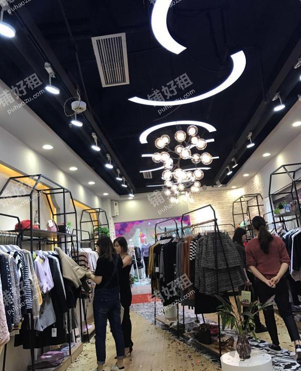 长安南路52平米服装店转让