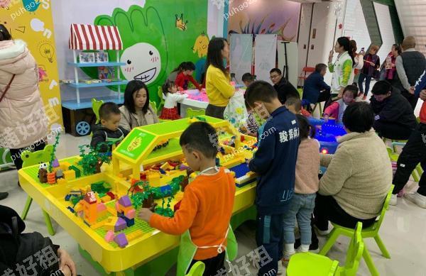 200平米儿童乐园转让