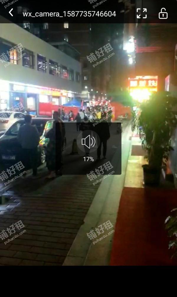 同和京溪路20平米小吃快餐店转让