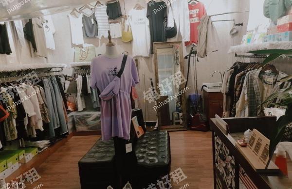 张家堡凤城六路20平米服装店转让