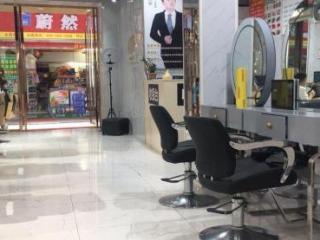 金沙洲安宁街130平米美发店转让