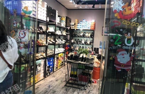 土门土门商圈丰镐西路14平米鞋店转让