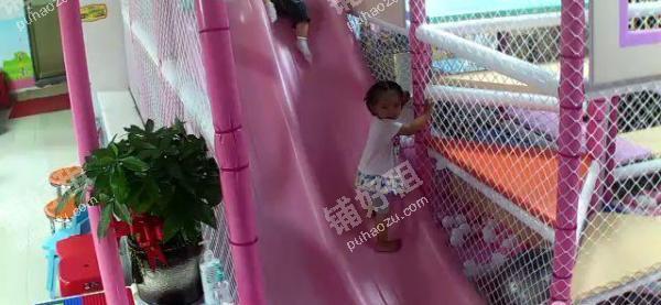 钟村120平米儿童乐园转让