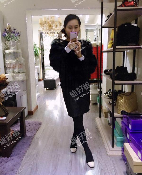长安广场西长安街48平米服饰鞋包转让