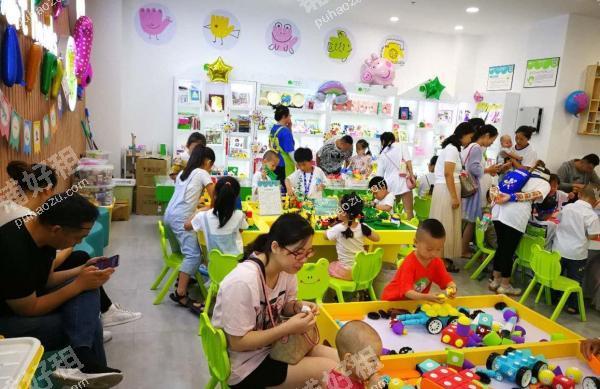广州大道南100平米儿童乐园出租