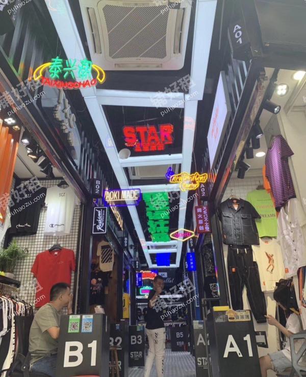西关光复中路10平米服装店出租