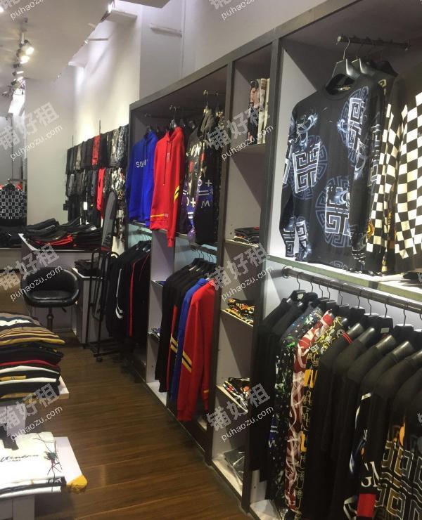 东风西西华路85平米服装店出租