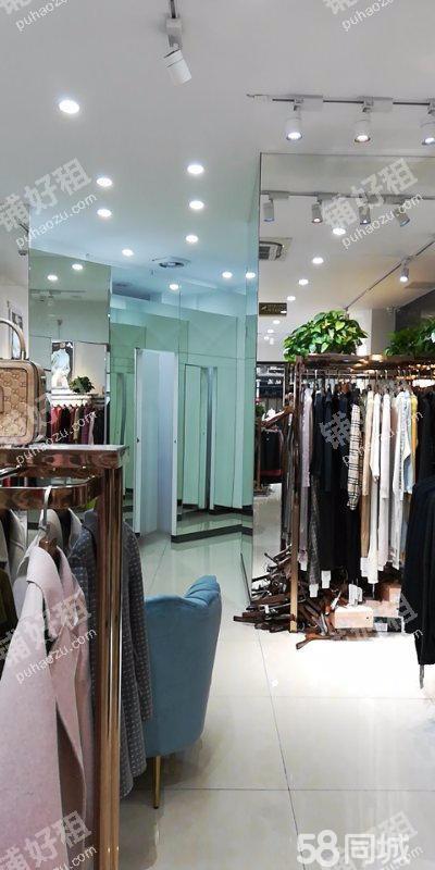100平米服装店出租