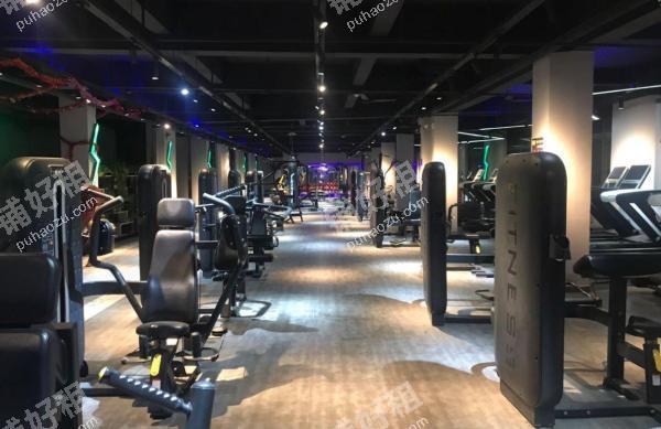 1500平米健身房出租