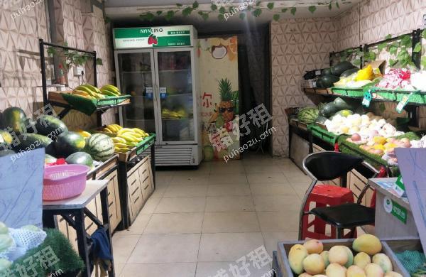 大石23平米水果店转让